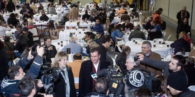 Πρωτοχρονιάτικο γεύμα αλληλεγγύης από τον Δήμο