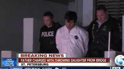 Φρίκη: Πατέρας πέταξε την πεντάχρονη κόρη του από