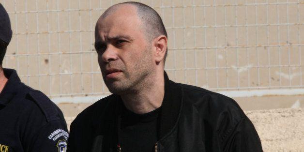Ο Νίκος Μαζιώτης (Φωτογραφία