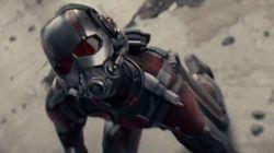 Tρέιλερ: Έρχεται ο «Ant-Man» της