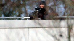 Δρακόντεια μέτρα ασφαλείας με στρατό, αστυνομία και ελεύθερους σκοπευτές στο