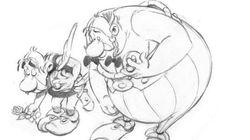 Ο Asterix υποκλίνεται στα θύματα του Charlie