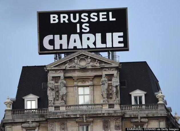 Οι ευρωπαϊκές πρωτεύουσες έστειλαν μήνυμα αλληλεγγύης στη