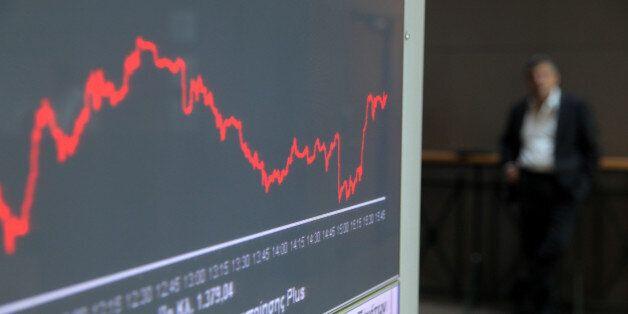 Με απώλειες 28,94%, έκλεισε η χρηματιστηριακή αγορά το