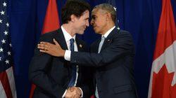 Justin Trudeau invité à la Maison Blanche en mars