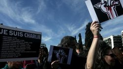 «Je suis Charlie» σε Αθήνα και