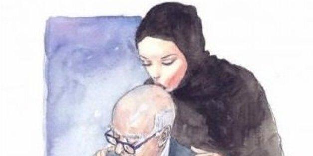 Το συγκινητικό σκίτσο του Milo Manara για τον George Wolinski του Charlie