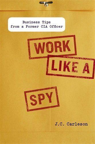 Μυστική πράκτορας της CIA γράφει βιβλίο και δίνει 9 συμβουλές για σίγουρη επαγγελματική