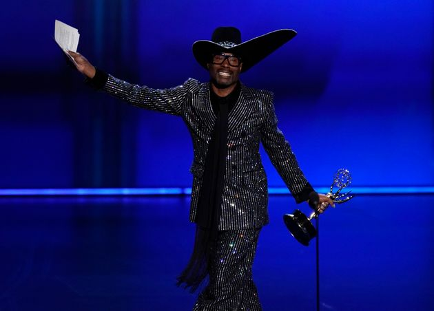 71st Primetime Emmy Awards - Show - Los Angeles, California, U.S., September 22, 2019. Billy Porter accepts...