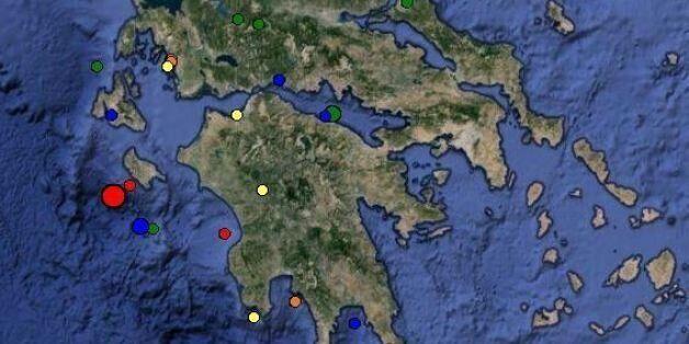 Σεισμός 4,4 Ρίχτερ στη