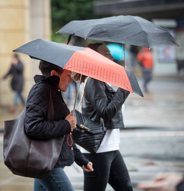 UK Weather: Hurricane Humberto To Send Britain A Month Of Rain In Two Days