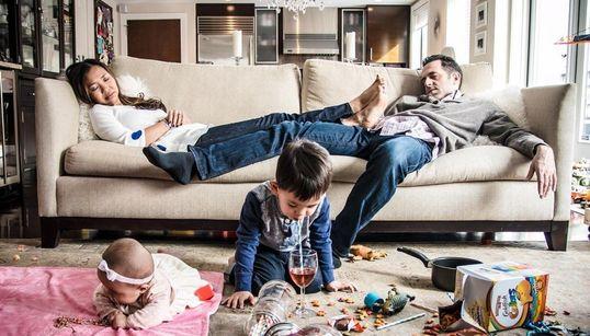 Το υπέροχο οικογενειακό χάος σε
