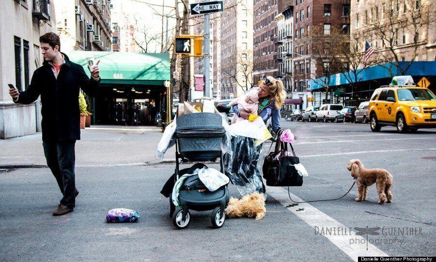 Φωτογραφίες απαθανατίζουν με κωμικό τρόπο το χάος που βιώνει κάθε
