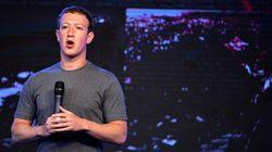Zuckerberg s'élève contre le discours