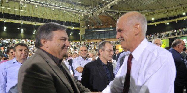 Γιώργος Παπανδρέου-Χάρης Καστανίδης ξανά μαζί μετά τη