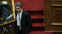 «Εγκαταλείπει» την τράπεζα θεμάτων ο Ανδρέας Λοβέρδος τουλάχιστον για