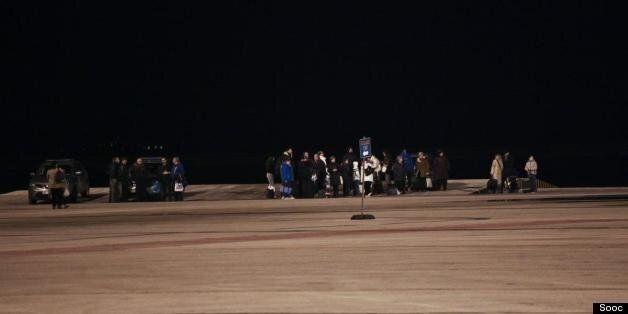 Επιστρέφουν στην Ελλάδα οι διασωθέντες του Norman