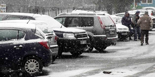 Ξεκίνησε η «επέλαση» του χιονιά- Σε ποιες περιοχές καταγράφονται έντονα καιρικά