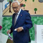 Pour Rached Ghannouchi, le premier tour de la présidentielle montre la