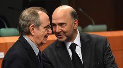 Ο επίτροπος Οικονομίας Πιερ Μοσκοβισί ζητά μια πολύ «ελαφρύτερη» μορφή επιτήρησης για την ελληνική