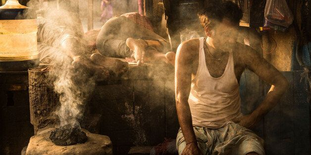 National Geographic: Φωτογραφίες που παρουσιάζουν την ιστορία της πείνας και της ελπίδας στον