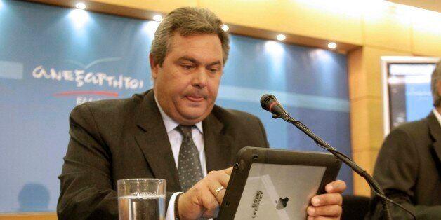 Ισραηλιτικό Συμβούλιο: Να ζητήσει συγνώμη ο Καμένος. Φορολογούμαστε όπως και η Εκκλησία της Ελλάδος