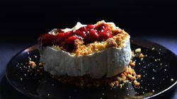 Cheesecake χωρίς