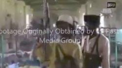 Video: Αντάρτες της Μπόκο Χαράμ εκτελούν