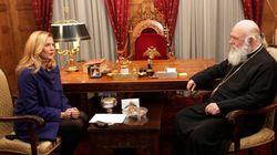 Oι ευχές του Αρχιεπίσκοπου Ιερώνυμου για τα Χριστούγεννα στη HuffPost
