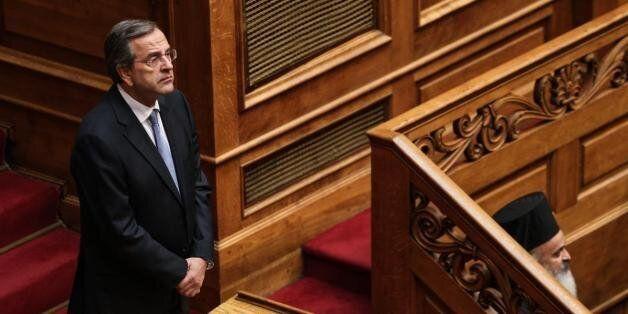 Αντώνης Σαμαράς: Ο λαός δεν θέλει τώρα εκλογές. Αντιλαμβάνεται που θα οδηγήσει αυτή η