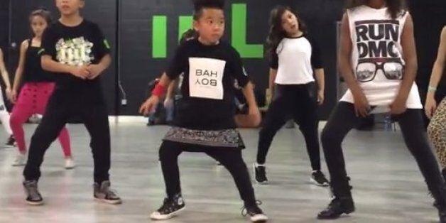 Ο 8χρονος που χορεύει... σαν τον Μάικλ