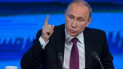 Πούτιν: Το ρούβλι θα σταθεροποιηθεί. Εξωτερικοί παράγοντες προκάλεσαν την