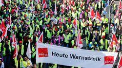 Γερμανία: Αύξηση αποδοχών 5,5% για τους δημόσιους υπάλληλους ζητούν τα