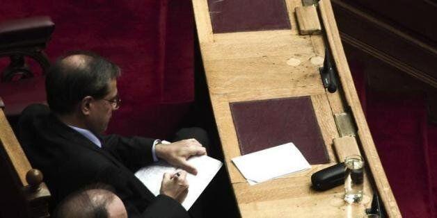 Χαρδούβελης: «Αρχές Ιανουαρίου η τρόικα στην