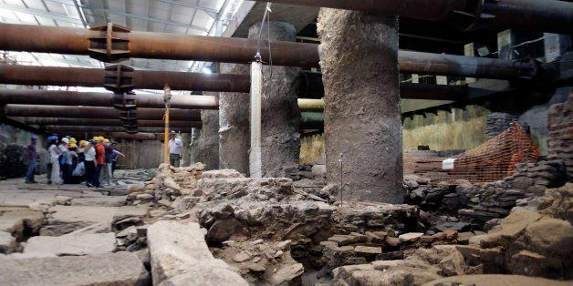 Ναι από το ΚΑΣ στην απόσπαση και επανατοποθέτηση των αρχαιοτήτων του Μετρό