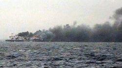 4 ερωτήματα των ναυτεργατικών σωματείων για τη φωτιά στο Norman