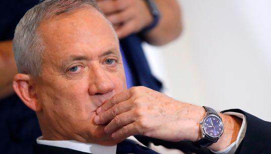 Los partidos árabes de Israel impulsan al centrista Gantz como primer ministro frente a