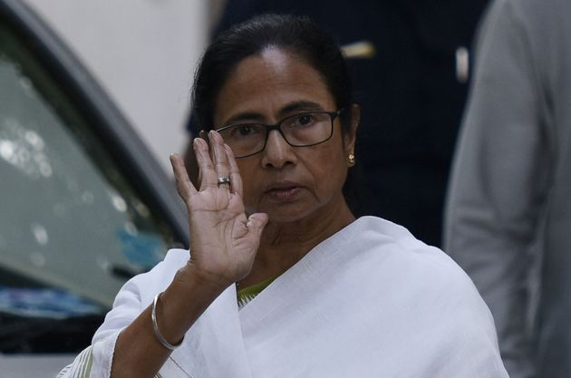 West Bengal Chief Minister Mamata Banerjee in a file