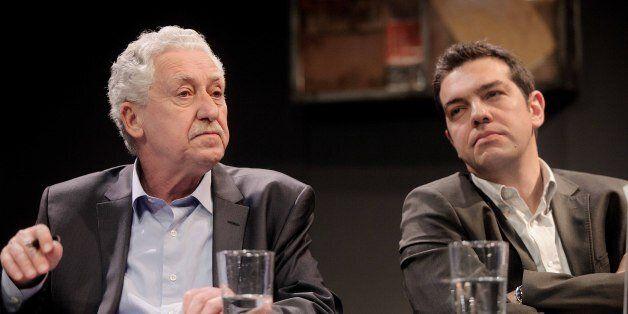 Συνεργασία της ΔΗΜΑΡ με τον ΣΥΡΙΖΑ προτείνει ο Φώτης Κουβέλης. Διαφωνίες