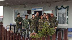 Ο ελληνικός στρατός στο Κόσοβο. Τι λένε στη HuffPost