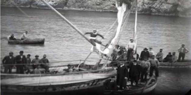 Διηγήσεις και ντοκουμέντα από έναν απόγονο του καπετάνιου που ανακάλυψε το ναυάγιο των
