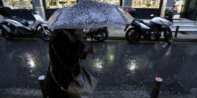 Βροχές, καταιγίδες και