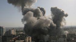 Ισραηλινά αεροσκάφη εξαπέλυσαν επιθέσεις εναντίον βάσης της Χαμάς στη