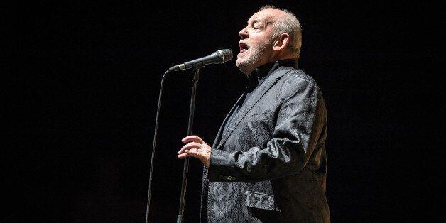 PARIS, FRANCE - MAY 15: Joe Cocker performs at Zenith de Paris on May 15, 2013 in Paris, France. (Photo...