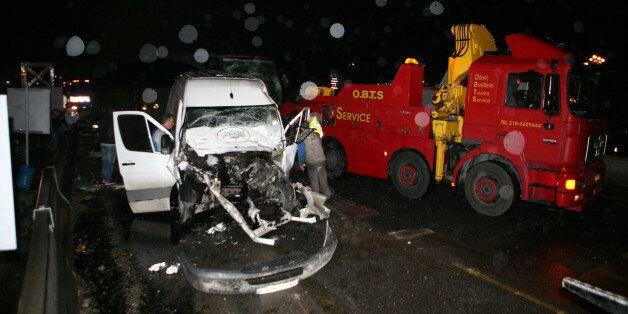 «Νέα Οδός» για το δυστύχημα στο Σχηματάρι: Υπήρξε ζώνη προειδοποίησης 2