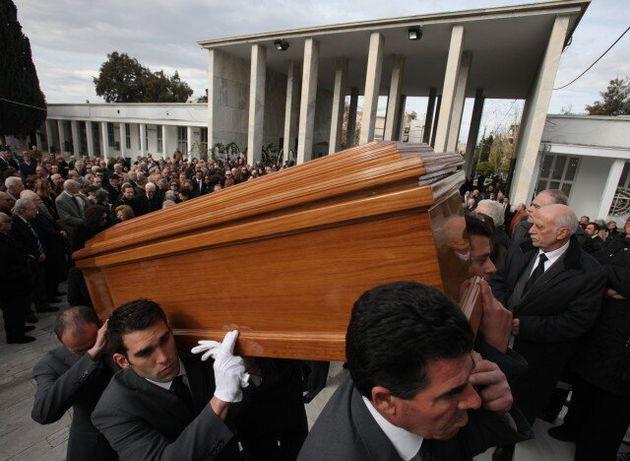 Το «τελευταίο αντίο» στον Σεραφείμ
