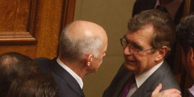 Αρνητικός σε νέο κόμμα του Γιώργου Παπανδρέου ο Δημήτρης