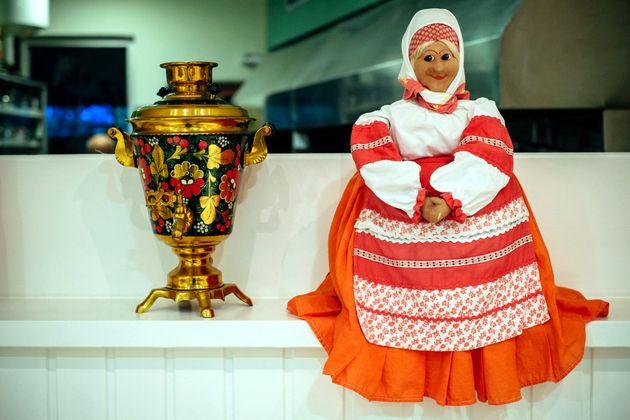 Βαλεντίνα: Από τη Ρωσία με