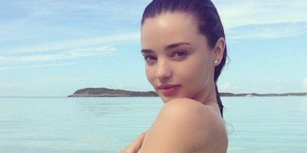 Μιράντα Κερ: Το TOP-32 των φωτογραφιών που ανέβασε στο Instagram το