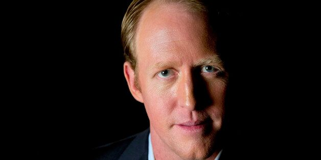 Retired Navy SEAL Robert O'Neill, 38, who says he shot and killed Osama bin Laden, poses for a portrait...